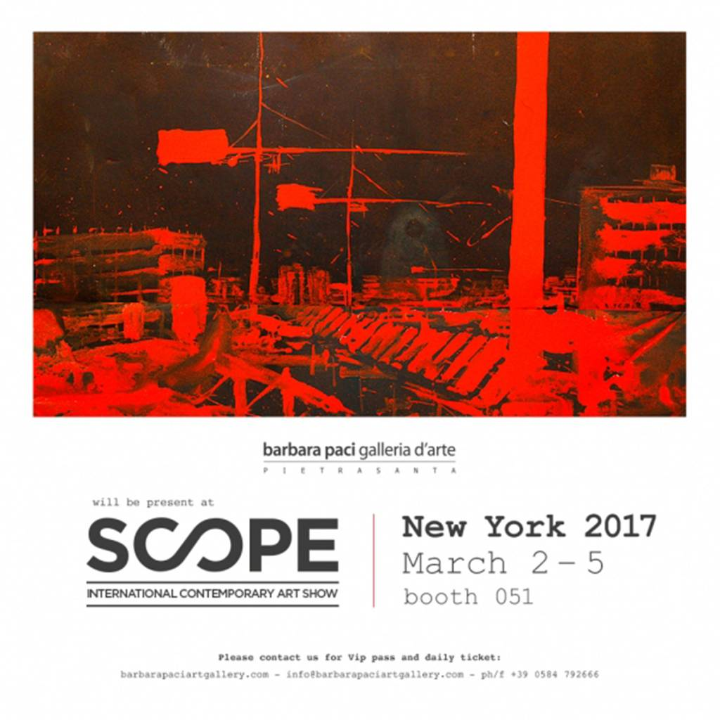 Scope New York - Art Fair - New York | Marzo 2017