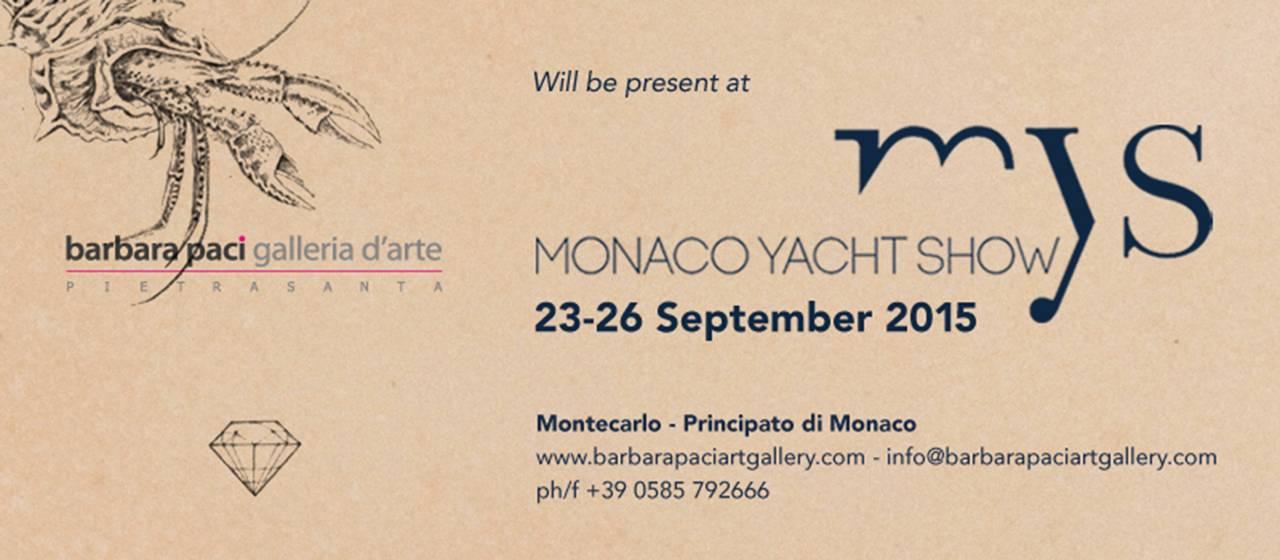 Monaco Yacht Show - Principato di Monaco | Settembre 2015