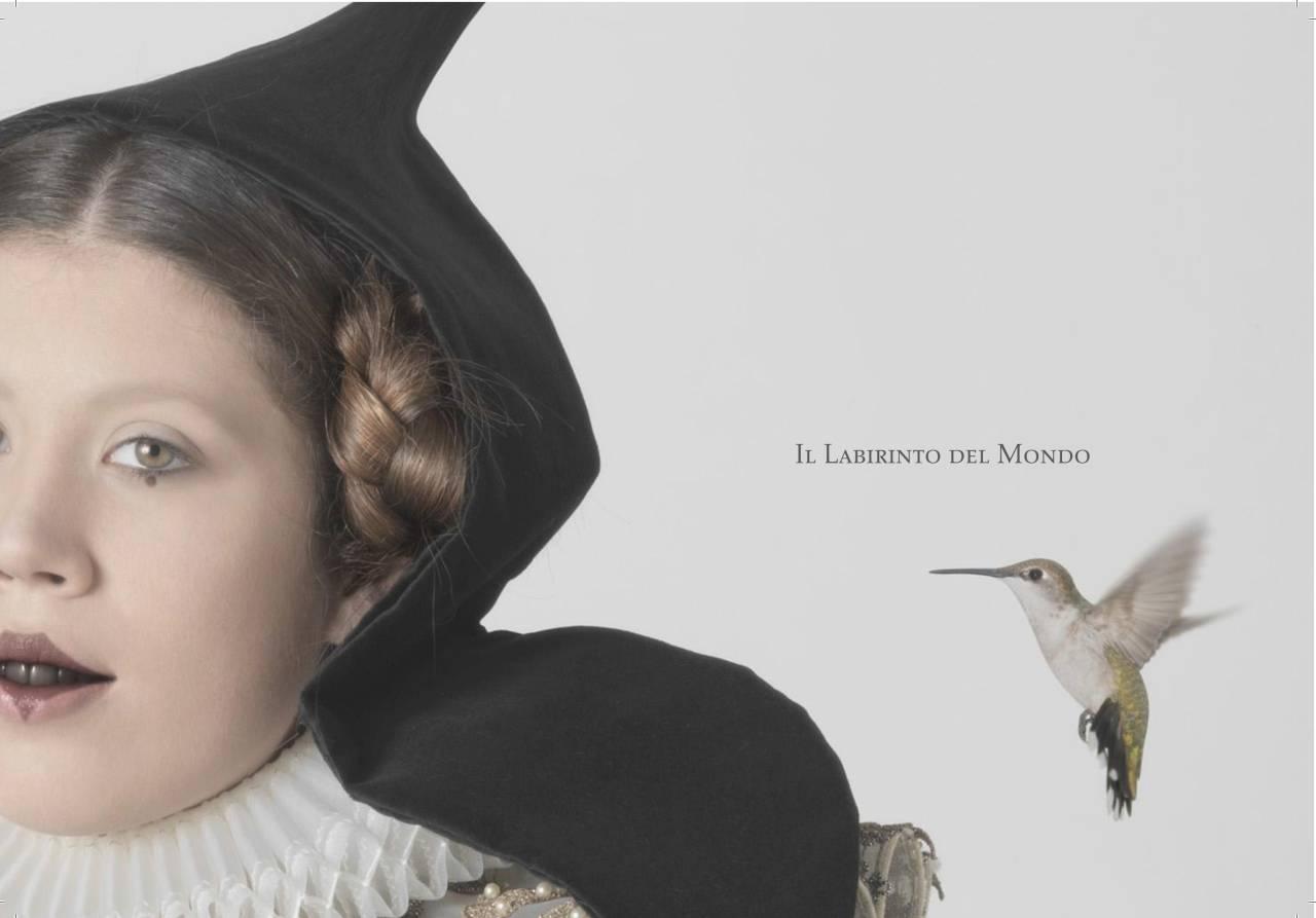 Agostino Rocco - Il Labirinto del Mondo - Barbara Paci Galleria d