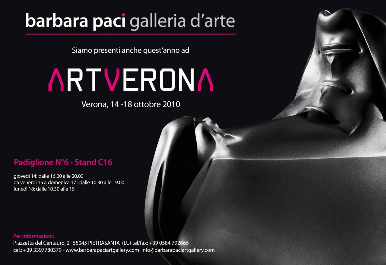 Art Verona Fair - Verona, Italy | Ottobre 2010