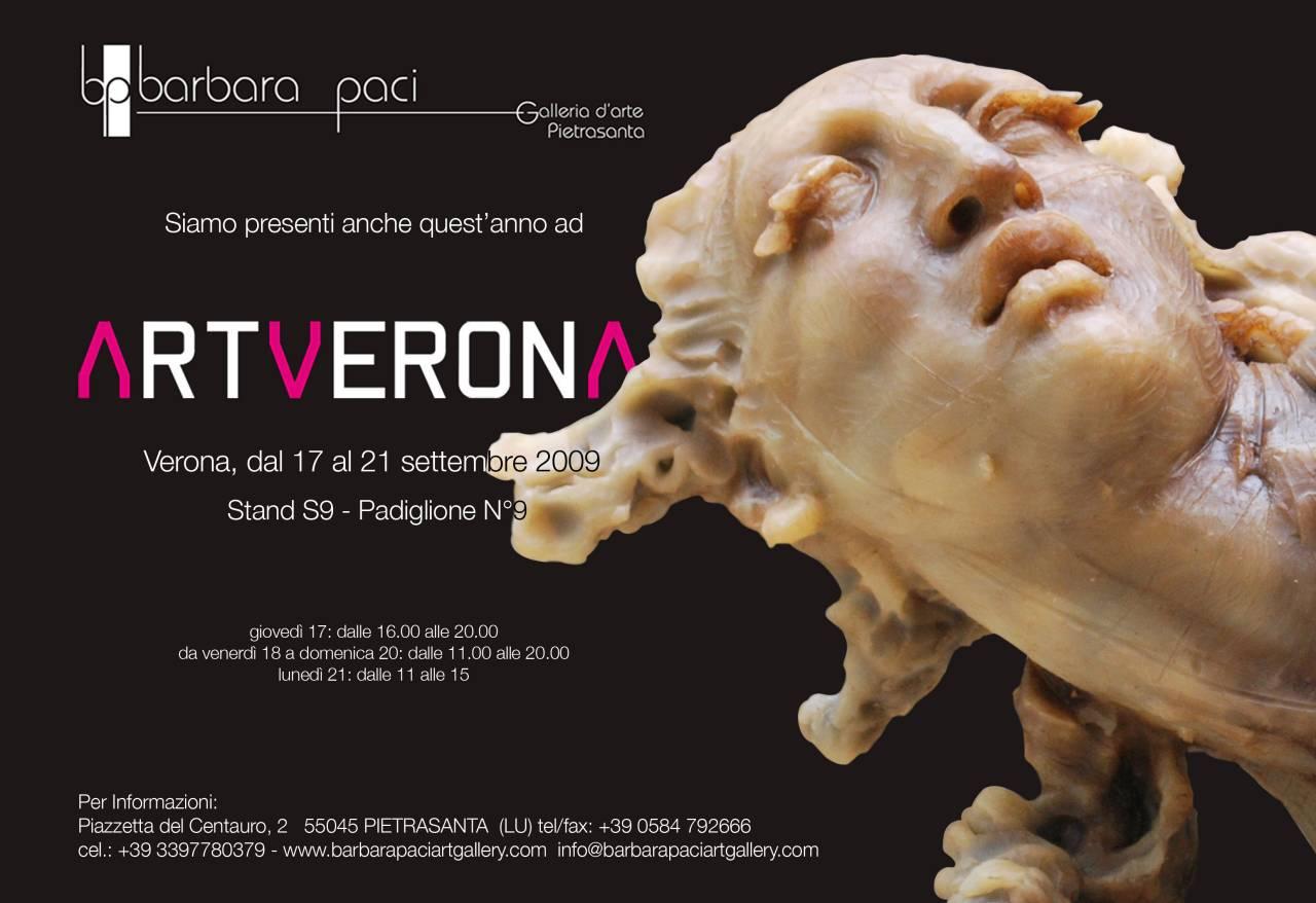 Art Verona Fair - Verona, Italy | Settembre 2009