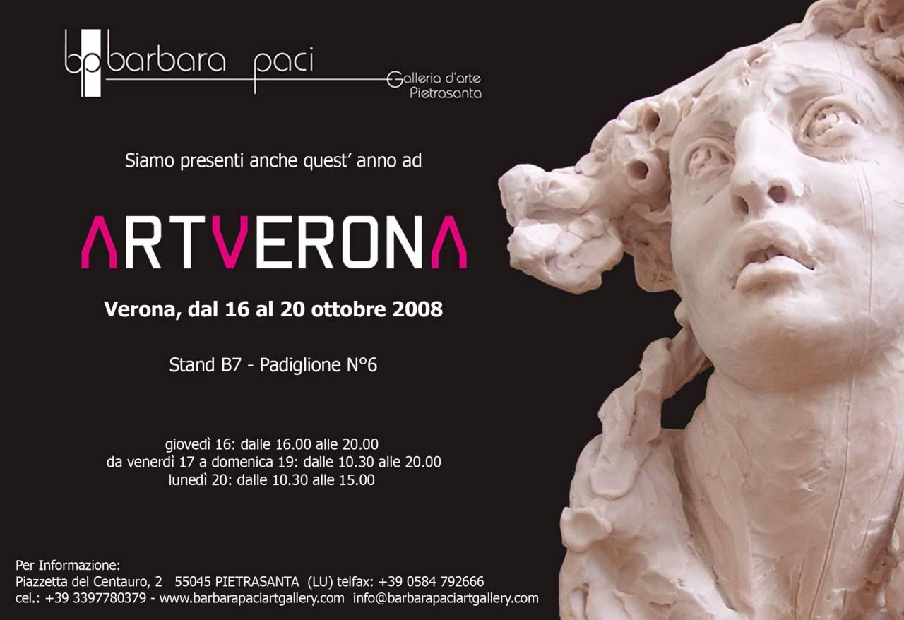 Art Verona Fair - Verona, Italy | Ottobre 2008