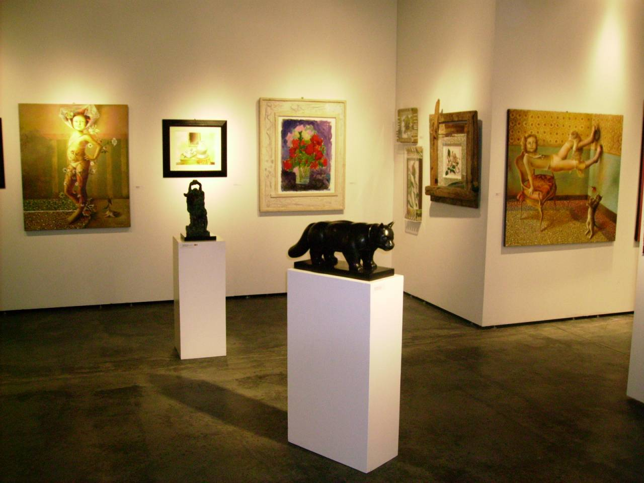Palm Beach Art Fair - Palm Beach, USA | Gennaio 2007