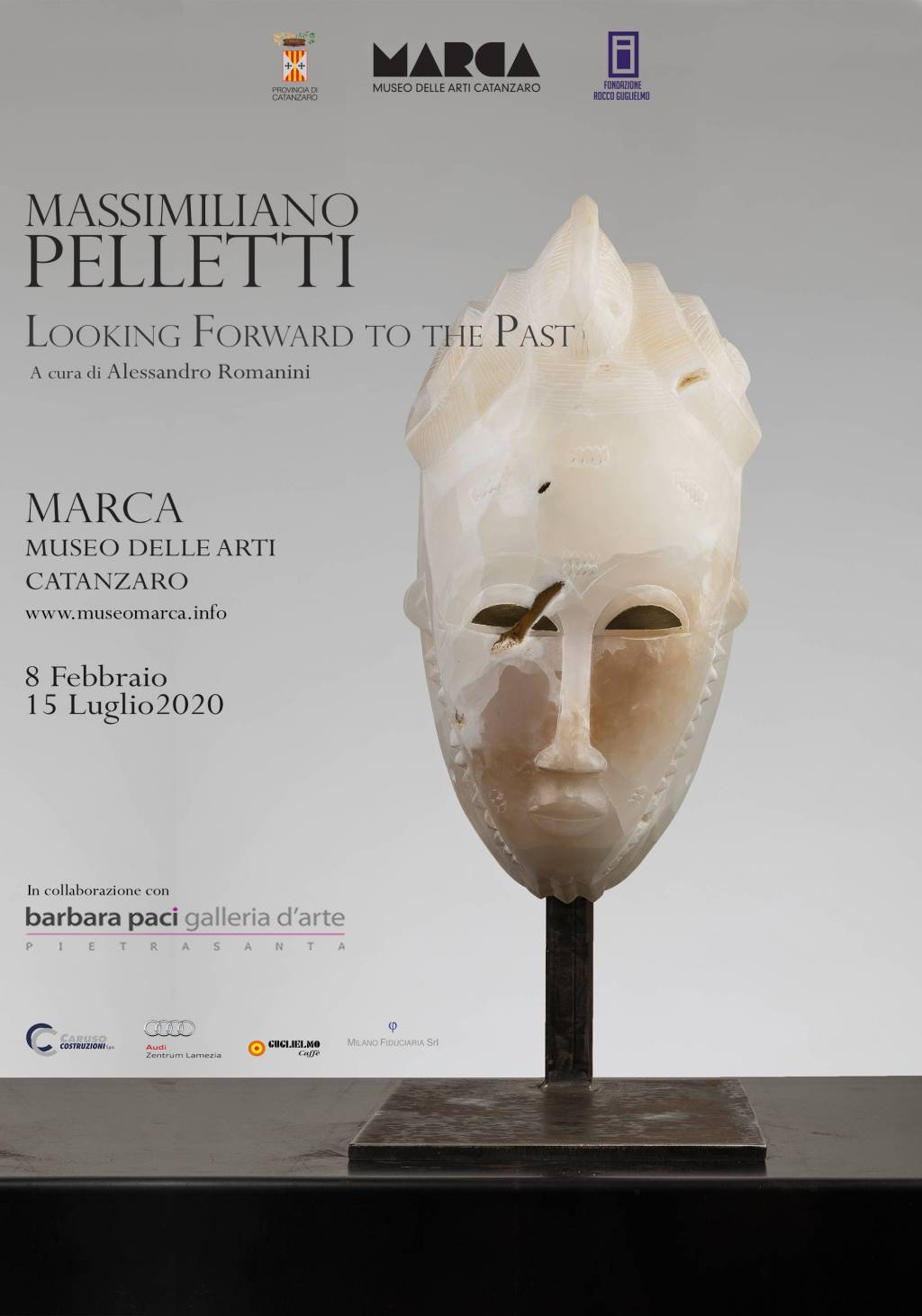 Massimiliano Pelletti - Looking forward to the Past - MARCA Catanzaro